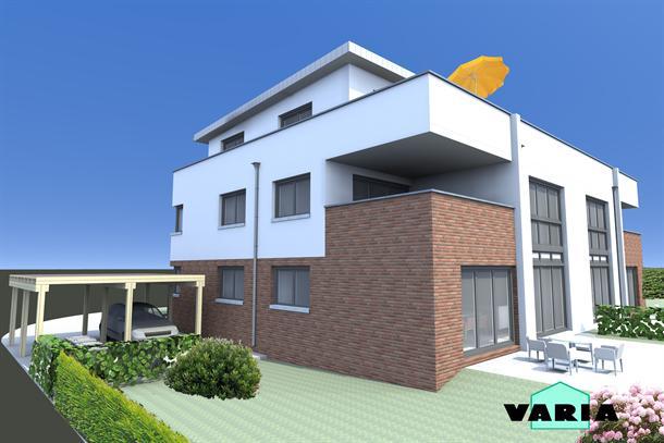 Neues Fünffamilienhaus in Köln Rodenkirchen Varia KG